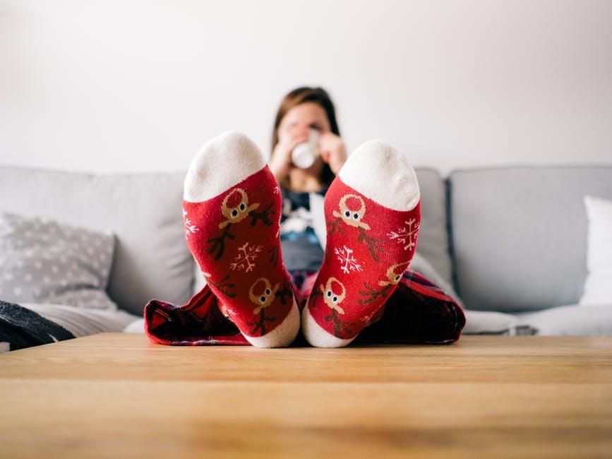 Christmas lazy